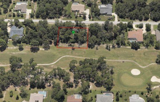 0.5 Acre – Oaks Golf Course Lot in Citrus Hills!